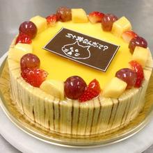 イラストケーキのご予約はどうぞお早めに!