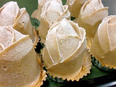 栗と薩摩芋のモンブラン