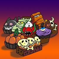 24日よりハロウィンケーキ始まります!